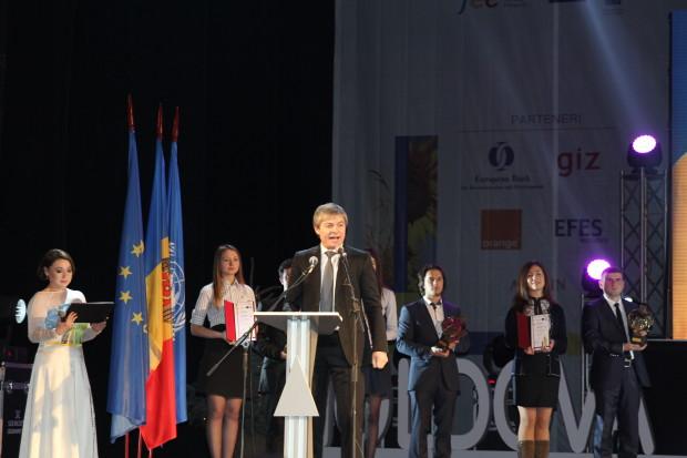 Au fost desemnați câștigătorii concursului Moldova Eco-Energetică 2014 PC: Ministerul Economiei