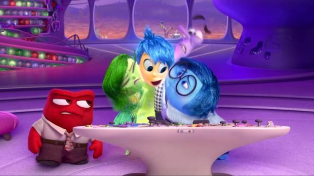 """(video) Pixar și Disney ne propun o nouă super animație – """"Inside Out"""""""