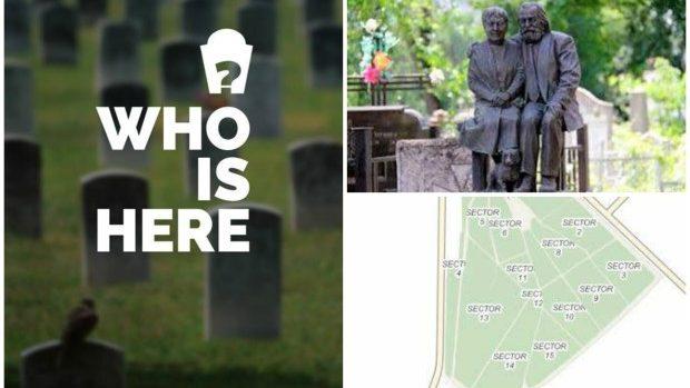 (foto) Aplicația care te va ghida prin Cimitirul Central din Chișinău