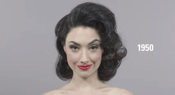 (video) Cum s-au schimbat standardele de frumusețe în ultimii 100 de ani