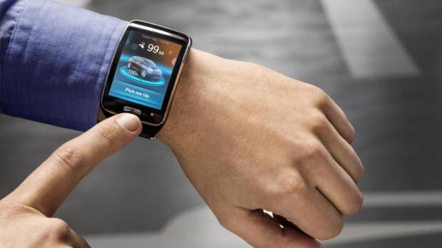 BMW va crea un automobil care va fi parcat cu ajutorul unui smartwatch