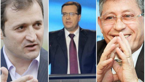 PLDM, PD și PL au convenit asupra creării majorităţii parlamentare pro-europene