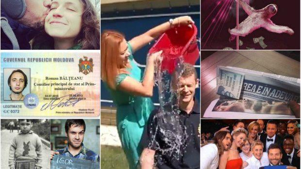 Top 7 cele mai amuzante flashmoburi locale din anul 2014