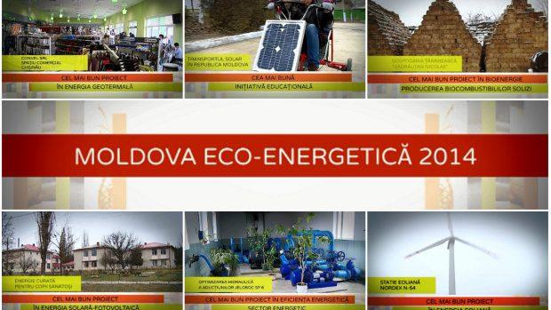 (video) Cele mai inovatoare proiecte eco-energetice ale anului 2014
