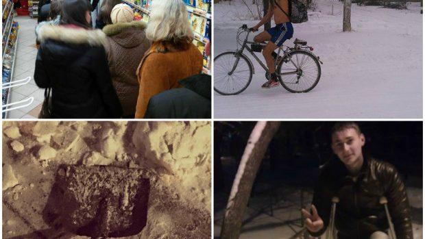 (foto) Cum au petrecut moldovenii ziua de 31 decembrie