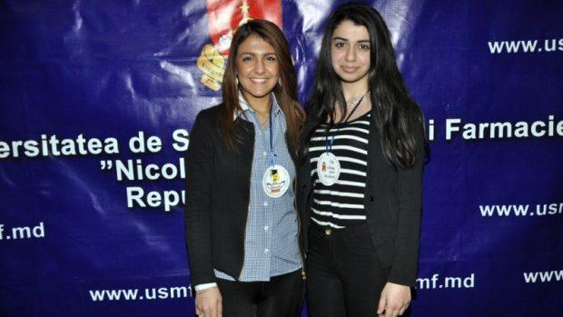 """477 de studenți străini au fost admiși în 2014 la USMF """"Nicolae Testemiţanu"""""""