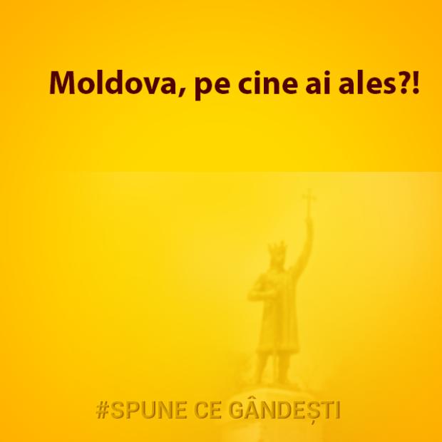 PC: Moldova, spune ce gândești