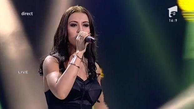 (video) Nicoleta Nucă a strălucit, din nou, la X Factor România