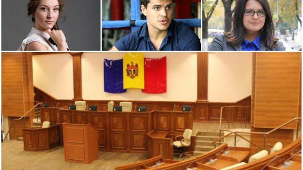 (foto) Alegeri 2014: Tineri aleși în viitorul Parlament al Moldovei
