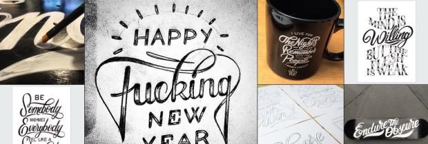 (foto) 10 conturi de Instagram pentru pasionații de arta scrisului de mână