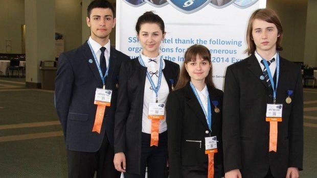 """Elevii se pot înscrie la Concursul Național de Științe și Inginerie """"Mold SEF"""" 2015"""