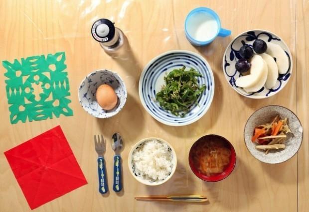 Alimentația diurnă al lui Koki Hayashi. PC: nytimes.com