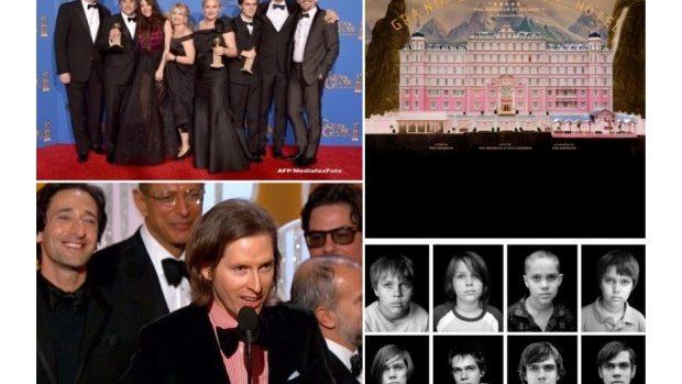 """""""Boyhood"""" și """"The Grand Budapest Hotel"""" sunt Marii Câștigători ai premiilor Globul de Aur 2015"""