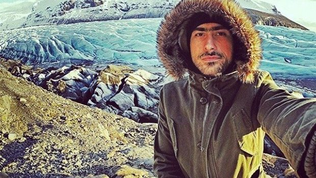 (foto, video) Călătoria lui Serge Kino în Islanda