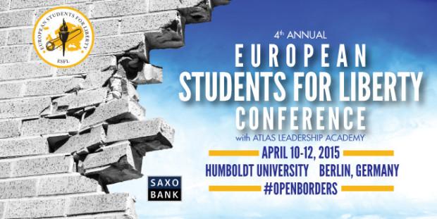 Studenții sunt invitați să participe la o conferință a libertății în Germania