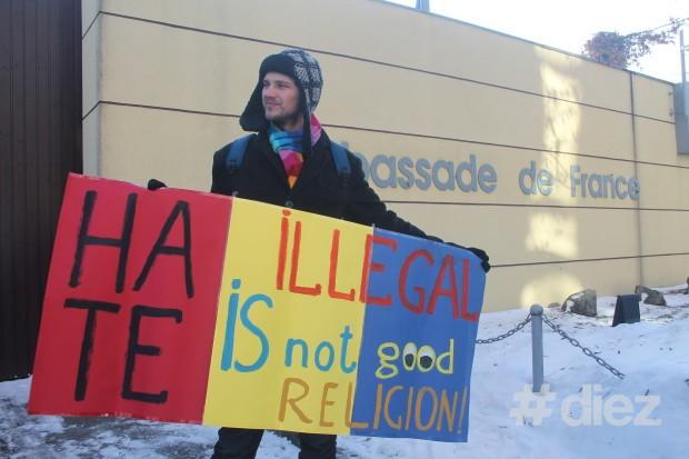 Activistul Oleg Brega