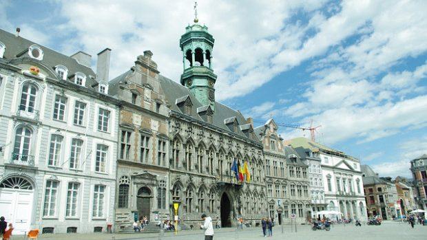 Oraşul belgian Mons a devenit capitala culturală europeană pentru 2015