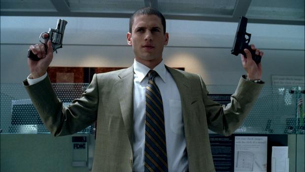 """Michael Scofield, eroul serialului TV """"Prison Break"""", PC: fanpop.com"""