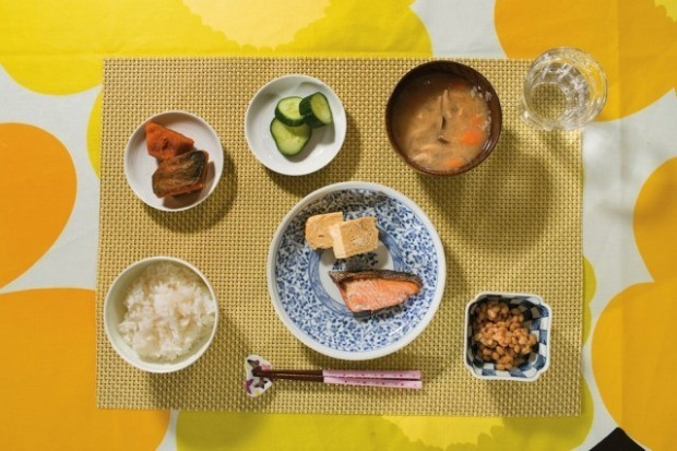Micul dejun . Saki Suzuki   PC: nytimes.com