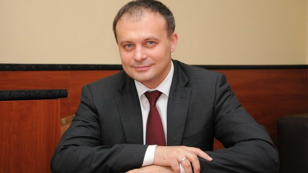 Noul președinte al Parlamentului – Andrian Candu