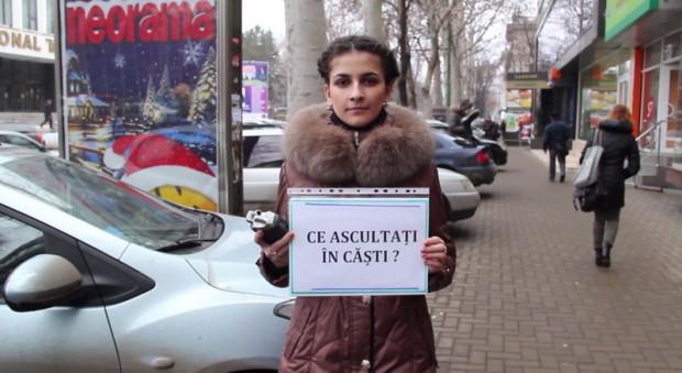 (video) Ce ascultă Chișinăuienii în căști? Diferențe între anul 2011 și 2015
