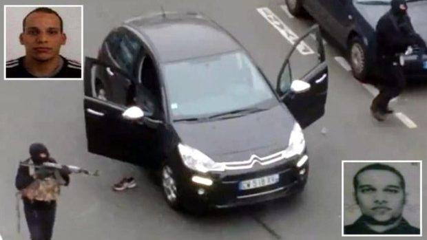 """""""Mai multe arestări"""" în ancheta asupra atacului sângeros împotriva Charlie Hebdo"""