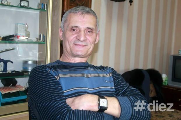 Ion Graur, ceasornicarul de la Arcul de Triumf
