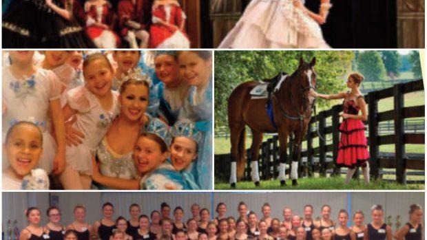 O tânără din Moldova le predă copiilor americani… baletul