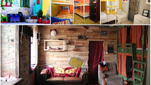 (foto) Util: 10 hosteluri din Chișinău în care se pot caza prietenii de peste hotare