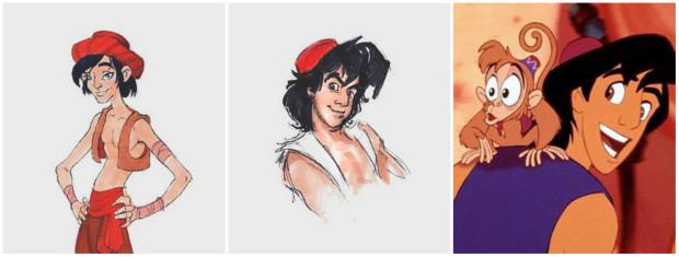 (foto) De la concept la rezultat final: Personajele din filme și desene animate