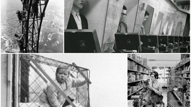 (foto) Istoria ultimelor două secole în 40 de fotografii rare