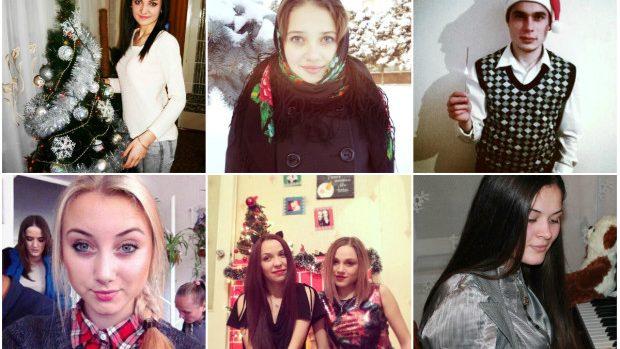 (vox) Cum au sărbătorit tinerii moldoveni Revelionul?