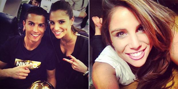 (foto) O jurnalistă spaniolă este noua iubită a lui Cristiano Ronaldo