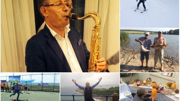 (foto) Mihai Ghimpu – cel mai excentric politician din Moldova pe rețelele de socializare