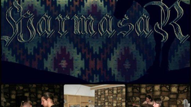 """Harmasar: """"Preluăm piesele din folclor și le personalizăm în stil metal haiducesc"""""""
