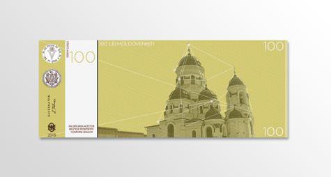 (foto) Un nou design al leului moldovenesc circulă printre internauți