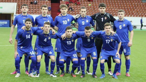 Naționala U-21 de fotbal a Moldovei va participa la Cupa CSI 2015