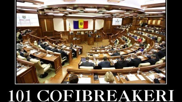 (foto) Cele mai pline de pauză meme-uri de la ședința extraordinară a Parlamentului