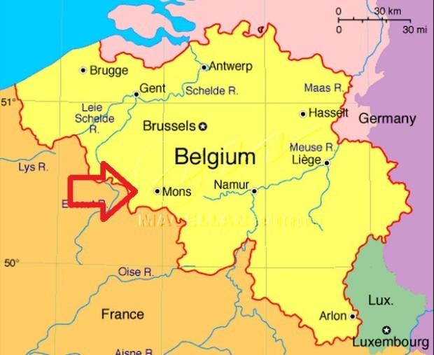 Orasul Belgian Mons A Devenit Capitala Culturală Europeană Pentru