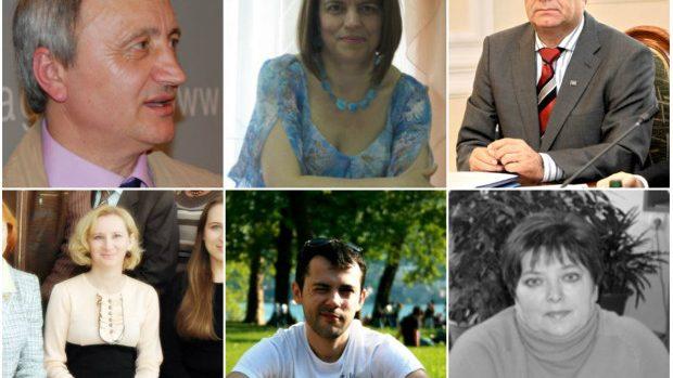 Lista celor mai îndrăgiți lectori de la UTM la început de 2015