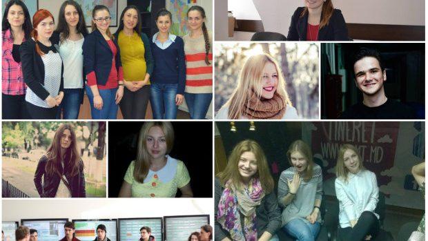 (foto) Work and Study: Pentru câteva zile, elevii au simțit ce înseamnă să lucrezi la un birou