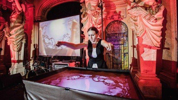 (foto, video)  Descoperim universul creativ al artistei Ana Munteanu, de ziua sa de naștere