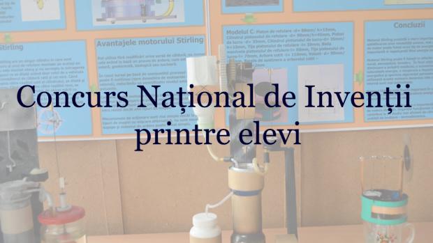 """Cei mai inovatori elevi din țară participă la Concursul de Știință și Inginerie """"Mold SEF 2015"""""""