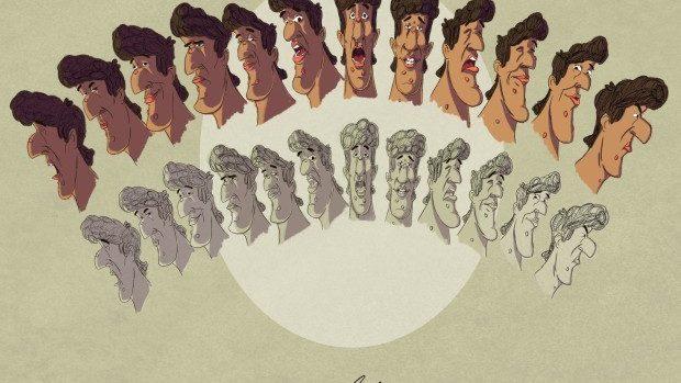 (foto) Tânărul artist Oleg Condrea: Animația este o extremă a realității