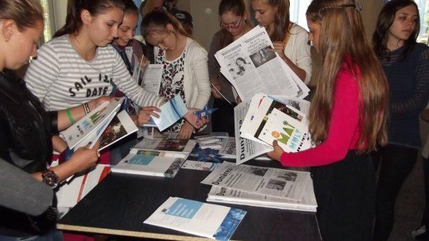Ziarul tinerilor din Anenii Noi a devenit cel mai distribuit din raion