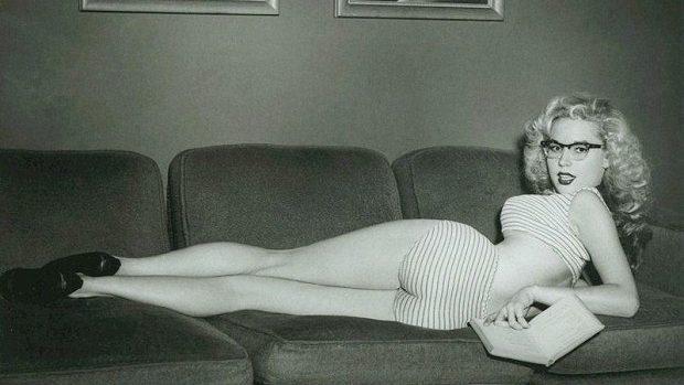 (foto) Cea mai apetisantă femeie a anilor 50