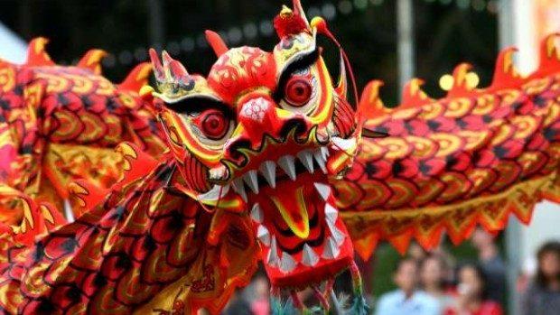 În această noapte se serbează Anul Nou Chinezesc, cel al Caprei de Lemn