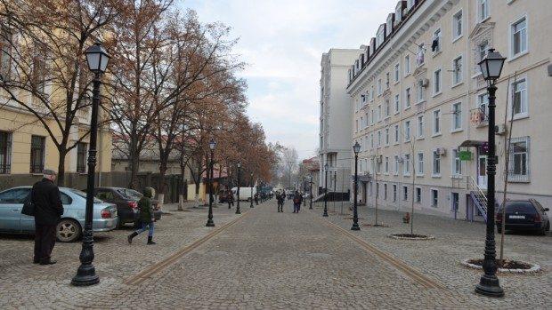 Strada pietonală din Chișinău va purta numele lui Eugen Doga