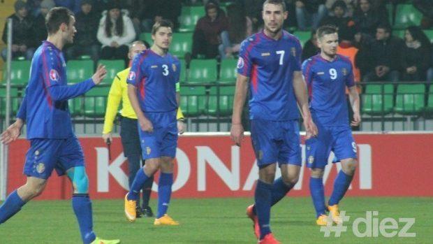Lotul lărgit al naționalei Moldovei pentru amicalele cu România și Kazahstan