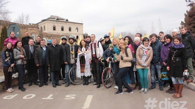 (foto) Cursa de alergări și ciclism pentru turism responsabil a avut loc astăzi la Mileștii Mici